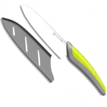 Coffret couteau de cuisine chef, lame céramique 15 cm