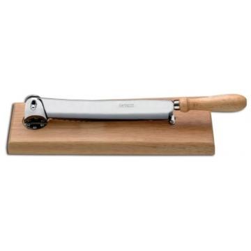 Couteau de boulanger sur socle lame de 25 cm