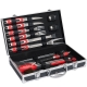 Mallette coffret barbecue 15 ustensiles