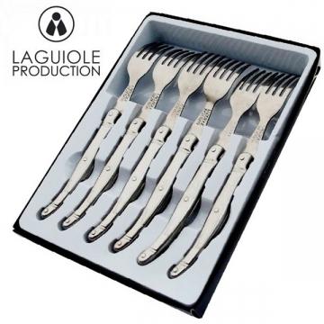 Coffret 6 fourchettes Laguiole