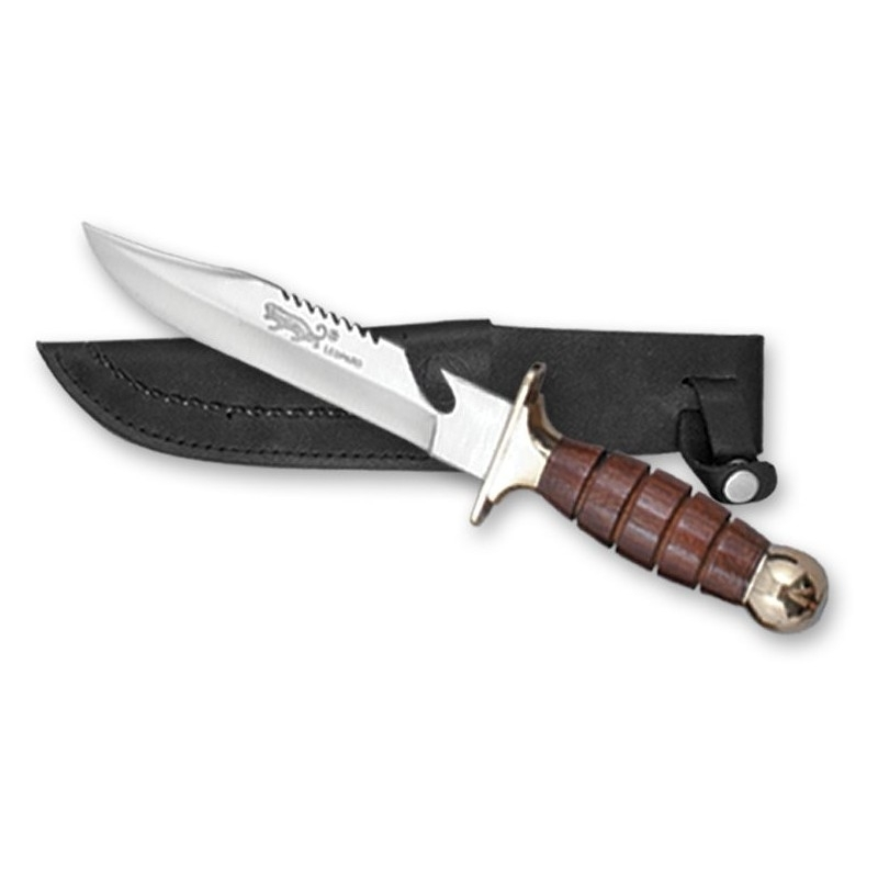 couteau de chasseur