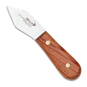 Couteau à huître crapaud