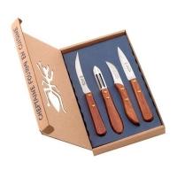 Couteaux de cuisine et ustensile x4