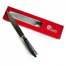 Couteau de cuisine lame véritable Damas 23cm