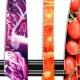 Set primeur à lames décorées inox + barre aimantée