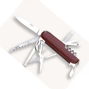 Couteau multifonctions pliant 11 fonctions