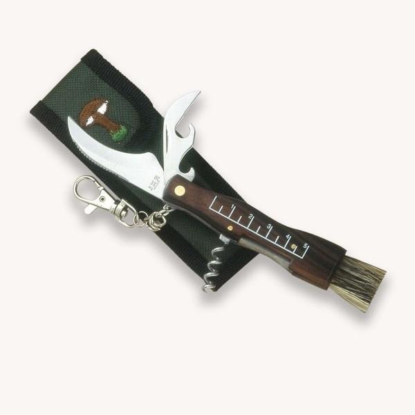 Couteaux de poche à champignons 5 outils