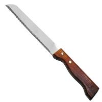 Couteau à pain lame crantée