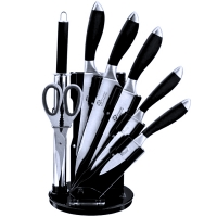 Bloc couteaux et ustensiles de cuisine Pradel
